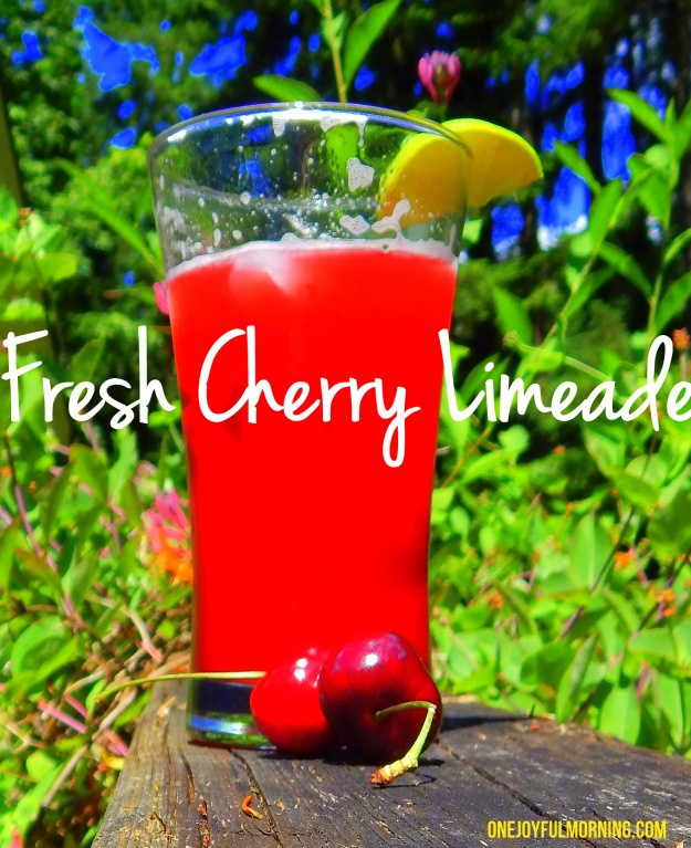 Cherry Limeade Title